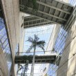 Transparent ceiling — Stock Photo #64672579