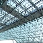 Transparent ceiling — Stock Photo #67389189