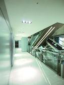 Corridoio luminoso — Foto Stock