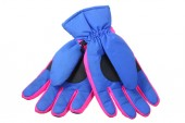 Ski Gloves — Stock Photo