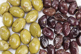 Marinated Olives — Stock Photo