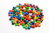 Chocolate Beans — Stock Photo