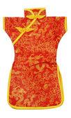 Mandarin Gown — Stock Photo