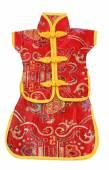 Chinese Costume — Stock Photo