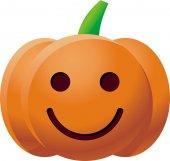 Halloween smile — Stock Photo