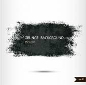 Splash banner. Watercolor background. — Stock Vector