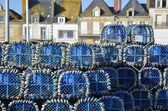 Lobster pot at Le Croisic in France — Stock Photo