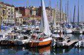 Port of Nice in France — Stock Photo