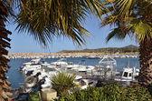 Port of Argelès-sur-Mer in France — Stock Photo