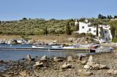 Port Lligat in Spain — Stock Photo