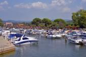 Port of La Londe-les-Maures in France — Fotografia Stock