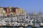 フランスのニースの港 — ストック写真