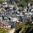 Village of Etretat in France — Stock Photo #68572115
