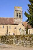 Church of Saint-Ceneri-le-Gerei in France — Fotografia Stock