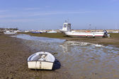 Boats at  Cap-Ferret in France — Photo