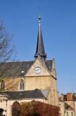 Church Saint Leonard at Alençon in France — Fotografia Stock