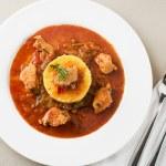 Stew- goulash — Stock Photo #58249461