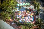 BANGKOK, THAILAND, 2013 MARCH 30 Siam park city with attraction. — Stock Photo