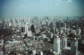 Thailand bangkok view from Baiyoke Tower on 29 march 2013 — Stock Photo