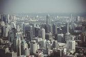 Tajlandia bangkok widok od baiyoke tower na 29 marca 2013 — Zdjęcie stockowe