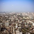 Thailand bangkok view from Baiyoke Tower on 29 march 2013 — Stock Photo #52140869