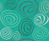 Abstract seamless green vector background — Stockvektor