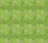 Abstract seamless green vector background — Vecteur