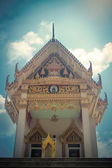 Temple in Koh samui — Stock Photo