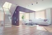 Salotto interno — Foto Stock