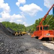 Loading Coal — Stock Photo #52780805