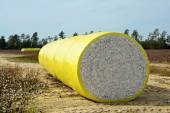 Bale of Cotton — Stock Photo