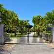 Security Gate — Stock Photo #74657585