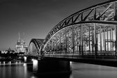 Cologne by Night — Stock Photo