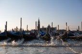 In Venedig anzeigen — Stockfoto