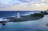 маяк нассау багамские острова — Стоковое фото