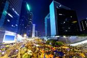 Occupy Central — Stock Photo