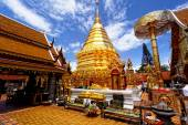 Doi Suthep Temple — Stock Photo