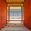 Korea tradition building — Stock Photo #70493307
