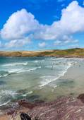 Polzeath Beach — Stock Photo