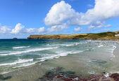 Polzeath Beach — Stock Photo