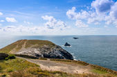 View from Trevose Head — Stock Photo