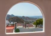 View from Mojacar Village — Stockfoto