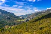 View in the Cazorla Mountains — Stock Photo