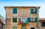 Old House in Kotor — Stock Photo