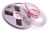 Spools audiotape  — Stock Photo
