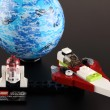 LEGO Star wars set Jedi Starfighter and Kamino — Stock Photo #61933769