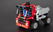 LEGO Technic Mini Container Truck — Stock Photo
