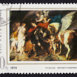 USSR postage stamp Perseus and Andromeda by Rubens — Stock Photo #63391553