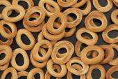 Bagels (cracknels) — Stock Photo