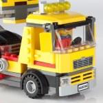 LEGO Auto Transporter — Stock Photo #63406321